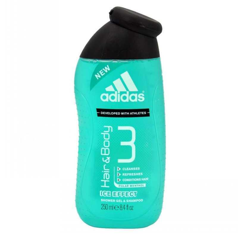Adidas Shower Gel Amp Shampoo For Women 250ml Grocery