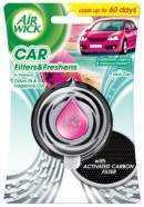 AIRWICK CAR AIR FRESHNER