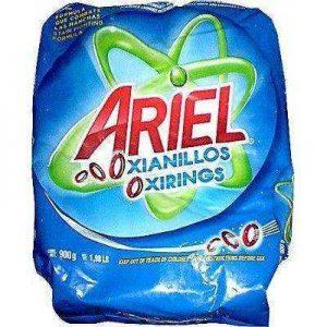 ARIEL XIANILLOS LEMON 400G