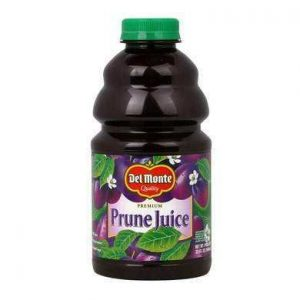 DEL MONTE 100% PRUNE JUICE 946ML