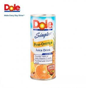 DOLE SINGLES ASSRT JUICE 240ML