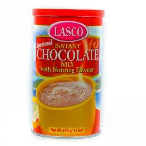 LASCO INSTANT CHOCOLATE MIX 340G