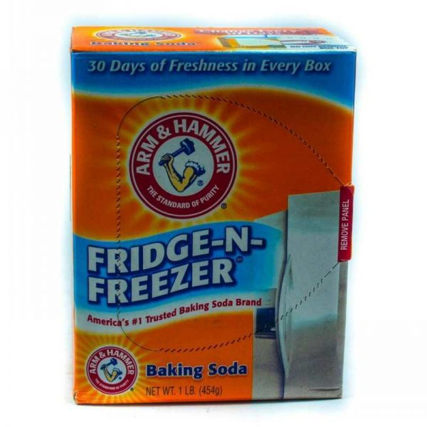 ARM & HAMMER FRIDGE-N-FREEZER BAKING SODA 454G | Grocery