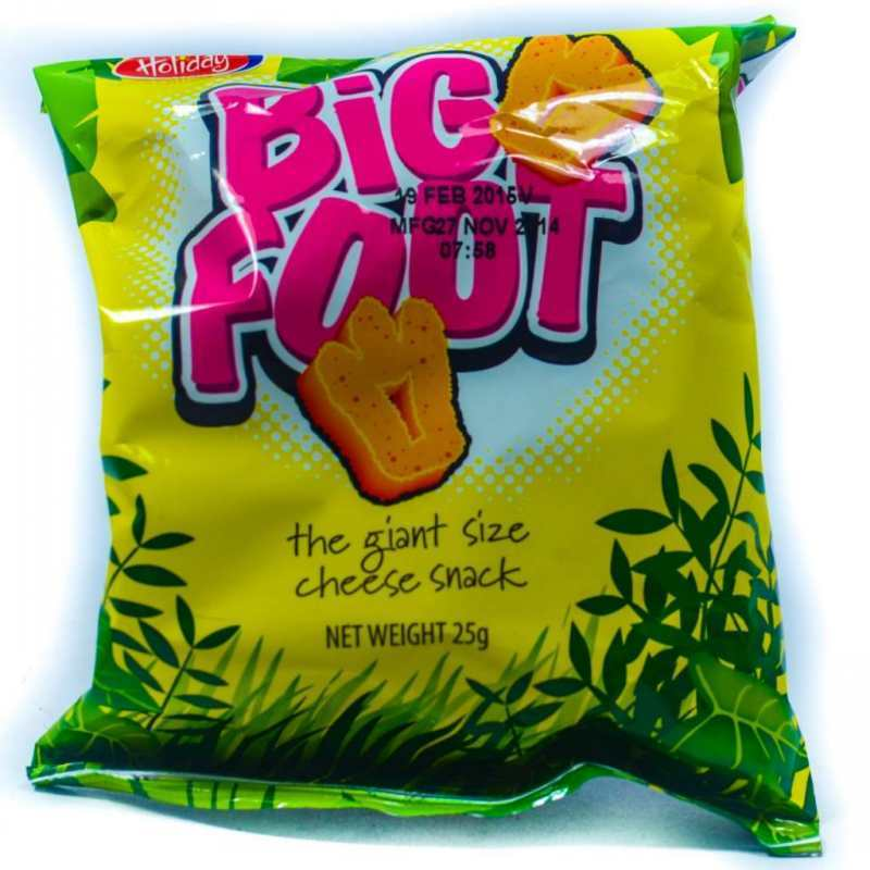 Holiday Big Foot 19g Grocery Shopping Online Jamaica