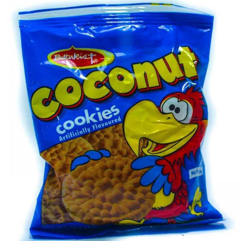 Butterkist Coconut Cookies 55g Grocery Shopping Online