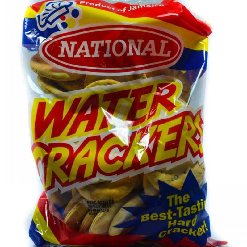 national water crackers reg 143g  grocery shopping online jamaica