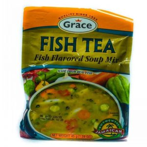 GRACE FISH TEA 45G