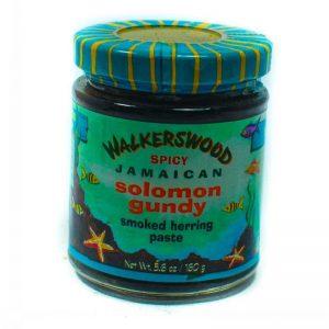 WALKERSWOOD SPICY SOLOMON GUNDY 160G