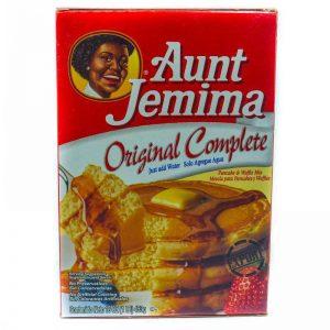 AUNT JEMIMA ORIGINAL P/CAKE MIX 453G