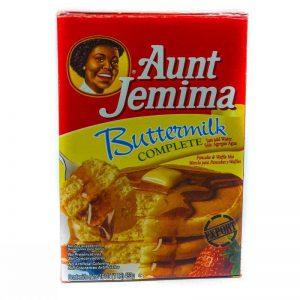 AUNT JEMIMA B/MILK PANCAKE MIX 453G
