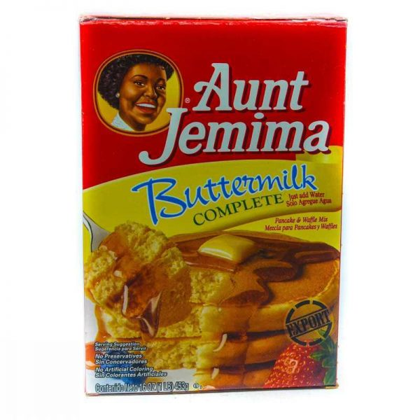 how to make aunt jemima pancakes with milk
