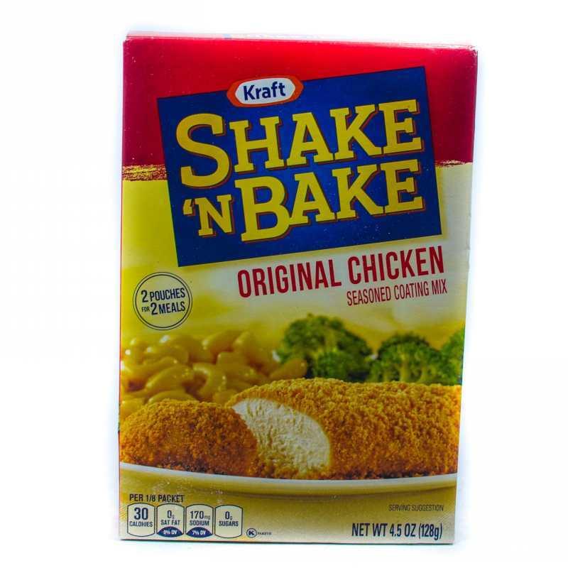 Kraft Shake N Bake Orig Chicken 155g Grocery Shopping Online Jamaica