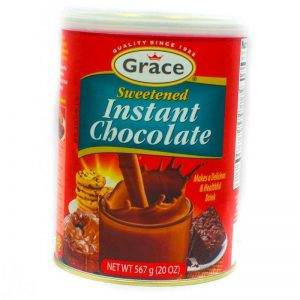 GRACE INSTANT CHOCOLATE 567G