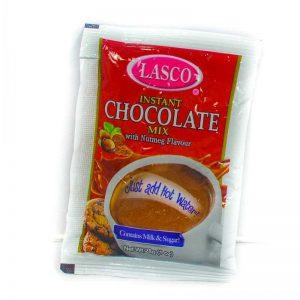 LASCO INSTANT CHOCOLATE MIX (SACHET)