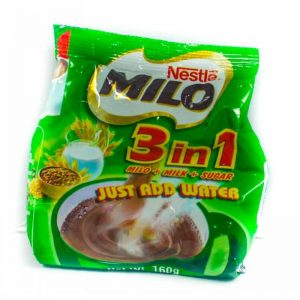 MILO 3 IN 1 POUCH 160G