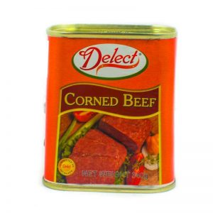 DELECT CORNED BEEF 340G