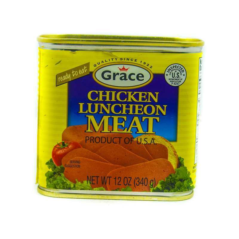 how to open luncheon meat
