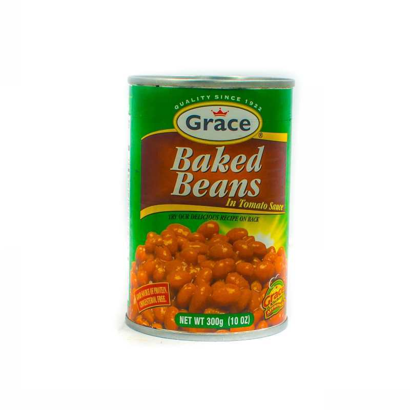 Grace Baked Beans 300g Grocery Shopping Online Jamaica
