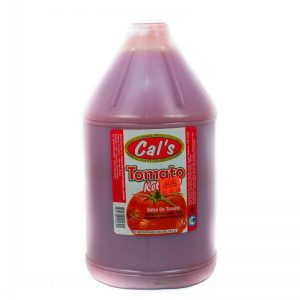 CAL'S TOMATO KETCHUP 1GAL