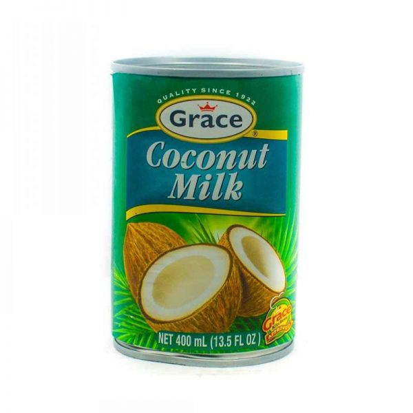 where is coconut milk in the grocery store