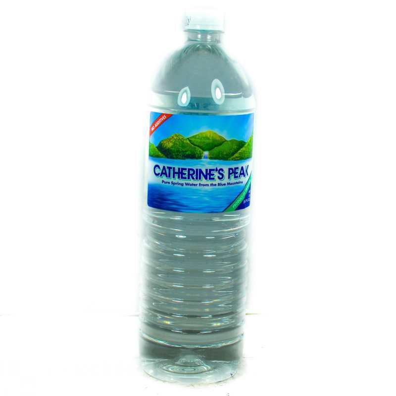 Catherine S Peak Spring Water 1 5lt Grocery Shopping
