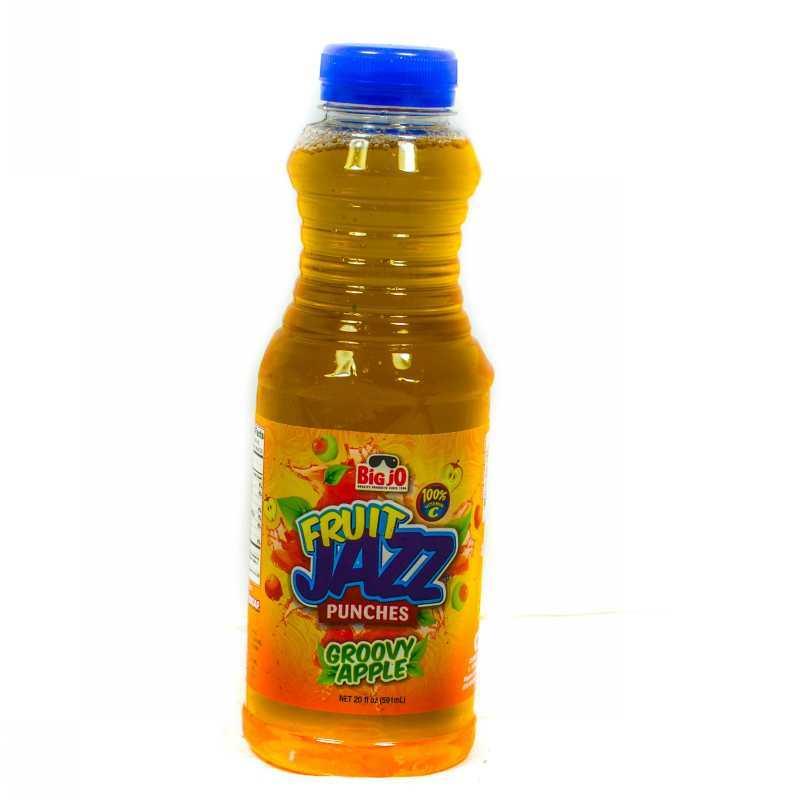 FRUIT JAZZ (BOT) 591ML
