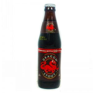 DRAGON STOUT 284ML (LIQUID)