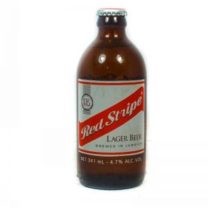 RED STRIPE BEER 341ML (LIQUID)