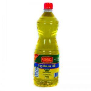 GOOD N NATURAL SOYABEAN OIL 1LT
