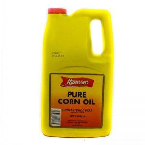 RAMSONS PURE CORN OIL 2.8L