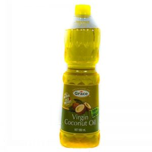 GRACE VIRGIN COCONUT OIL 900ML