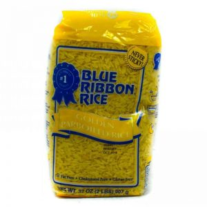 BLUE RIBBON PARBOILED RICE 907G (2LBS)