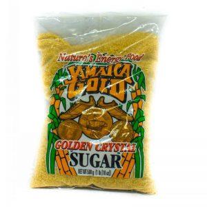 JAMAICAN GOLD BROWN SUGAR 1/2KG/500G