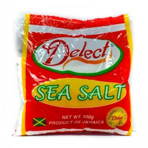 DELECT SEA SALT 500G