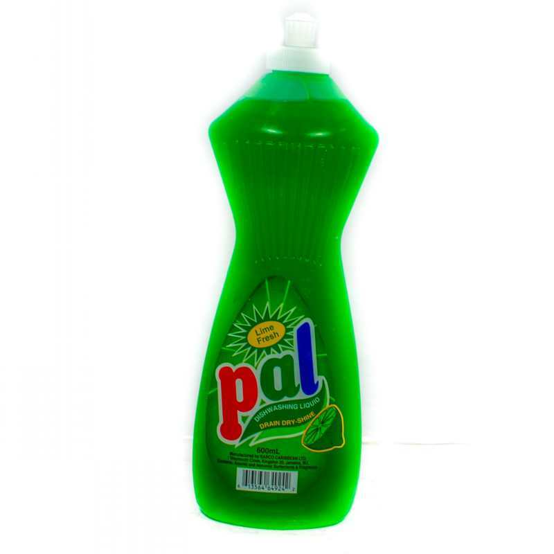 PAL DISHWASHING LIQUID ASSRT 600ML - Grocery Shopping ...