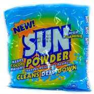 SUN POWDER LAUNDRY DETERGENT 200G