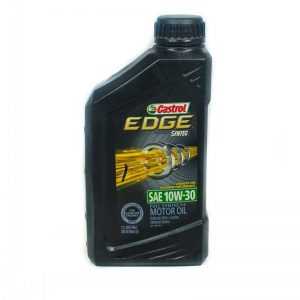 CASTROL EDGE SAE 10W-30 MOTOR OIL 946ML