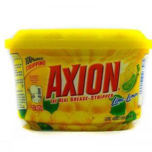 AXION DISHWASHING CREAM LIME- LEMON 425G