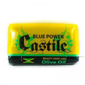 BLUE POWER CASTILE OLIVE OIL B/SOAP 115G