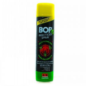BOP CITRONELLA INSECTICIDE SPRAY 600ML
