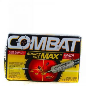 COMBAT SOURCE KILL MAX3 FOR ROACH GEL 30G