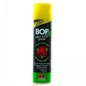 BOP INSECTICIDE SPRAY 400ML