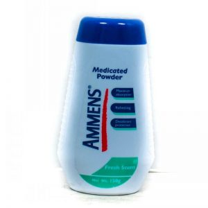 AMMENS MEDICATED POWDER FRESH SCENT 150G