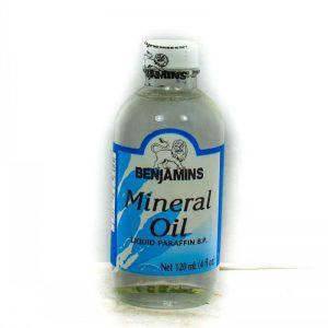 BENJAMINS MINERAL OLIVE OIL 120ML