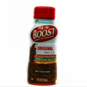 BOOST ENERGY DRINK CHOCOLATE 237ML