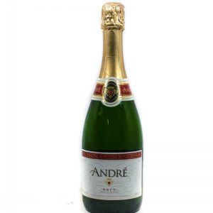 ANDRE BRUT CHAMPAGNE 750ML