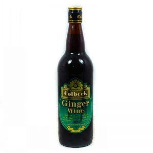 COLBECK GINGER WINE 750ML