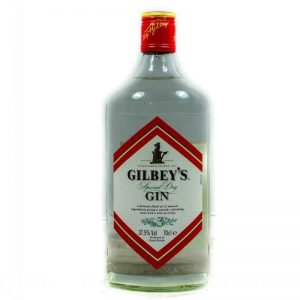 GILBEY'S DRY GIN 700ML