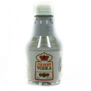 IVANOFF VODKA 200ML