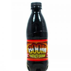 BOOM ENERGY DRINK 355ML